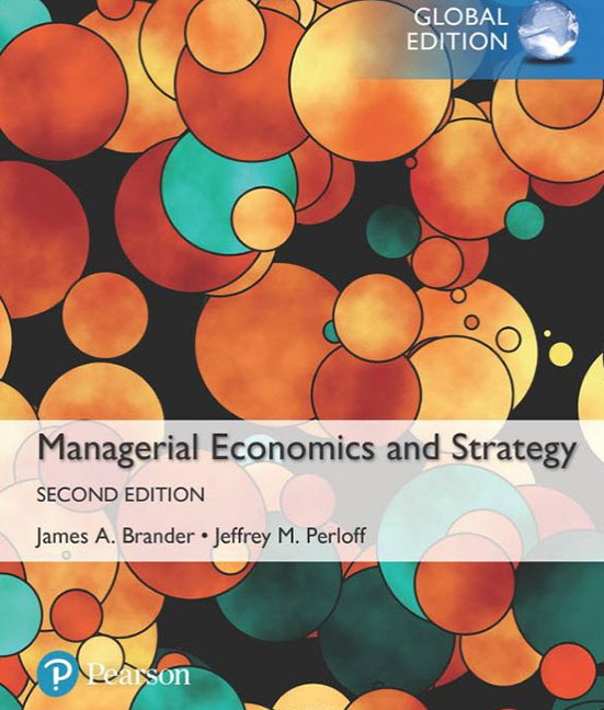 Managerial Economics and Strategy, Global Edition