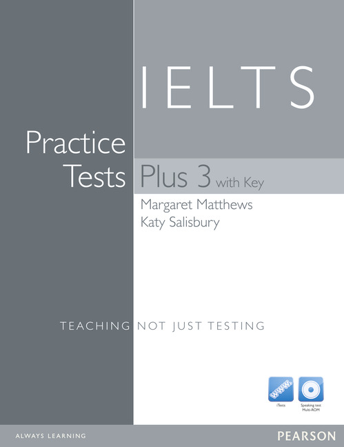 Practice Tests Plus IELTS 3 with Key