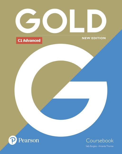 Gold C1 Advanced Coursebook