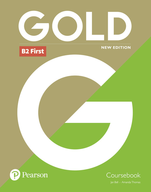 Gold B2 First Coursebook