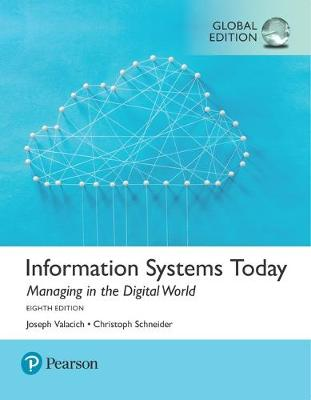 Information Systems Today, Global Edition