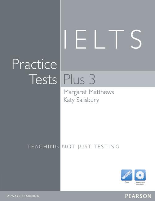 IELTS Practice Tests Plus 3 without Key