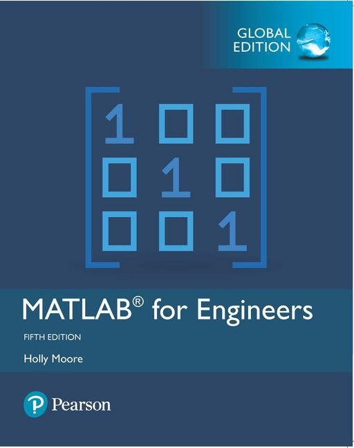 MATLAB for Engineers, Global Edition