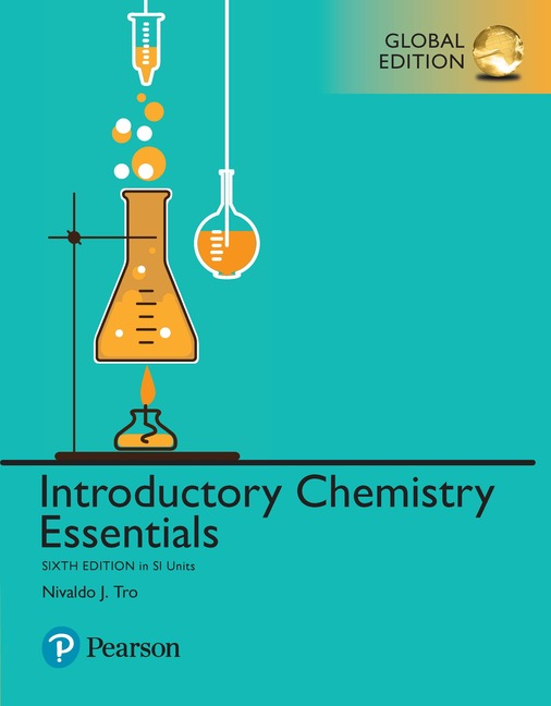 Introductory Chemistry Essentials in SI Units, Global Edition