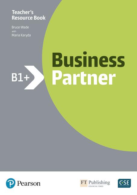 Business Partner B1+ Teacher's Resource Book with MyEnglishLab