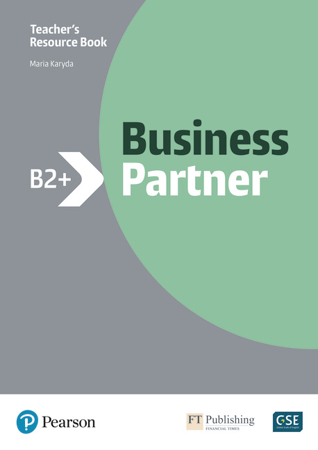 Business Partner B2+ Teacher's Resource Book with MyEnglishLab