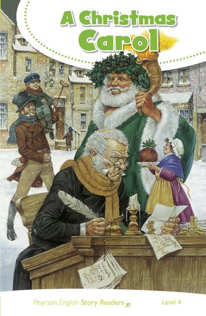 Pearson English Story Readers Level 4: A Christmas Carol
