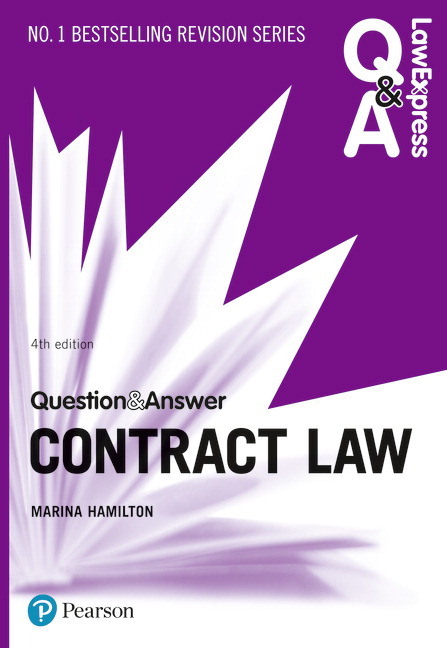 Law Express Question and Answer: Contract Law