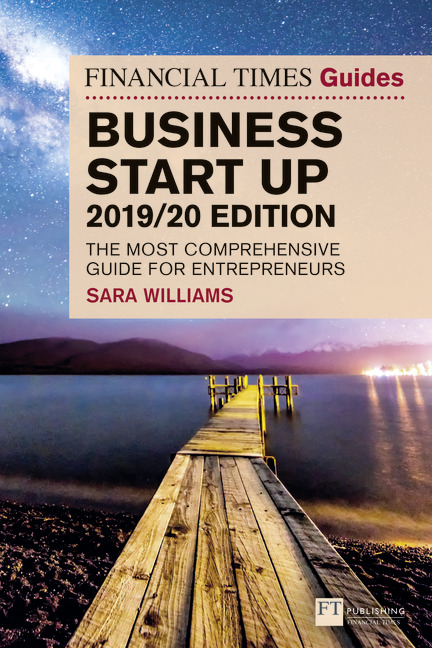The Financial Times Guide to Business Start Up 2019/20