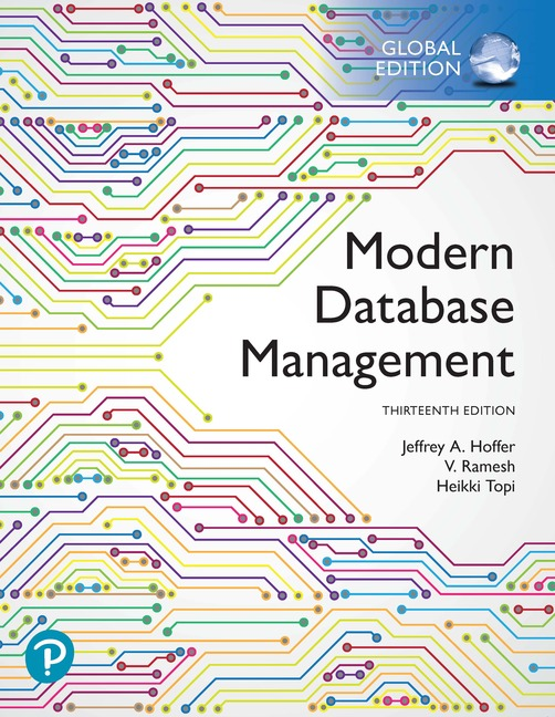 Modern Database Management, Global Edition