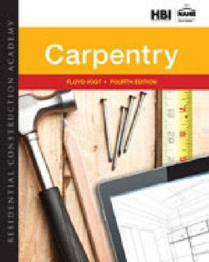Carpentry DVD Set I (1-4) for Vogt's Residential Construction Academy: Carpentry, 4th