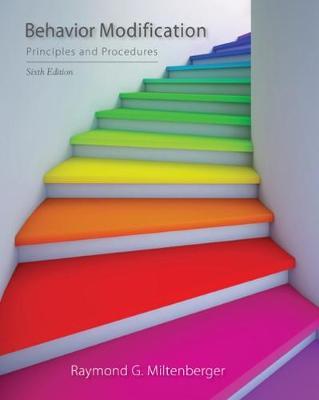 Behavior Modification : Principles and Procedures