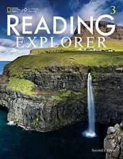 Reading Explorer - Level 3: Student Book with Online Workbook Access Code (2nd ed)