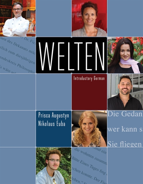 Welten: Introductory German (Book Only) : Introductory German