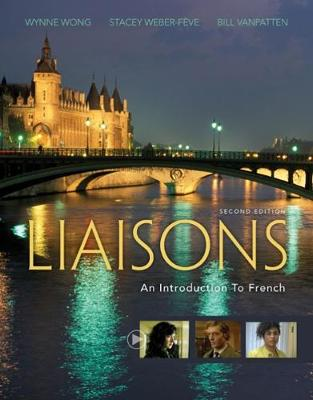 Liaisons : An Introduction to French (with iLrn' Heinle Learning Center, 4 Terms (24 months) Printed Access Card)