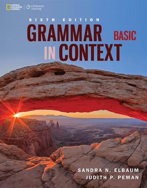 Grammar in Context Basic: Online Workbook, Printed Access Code