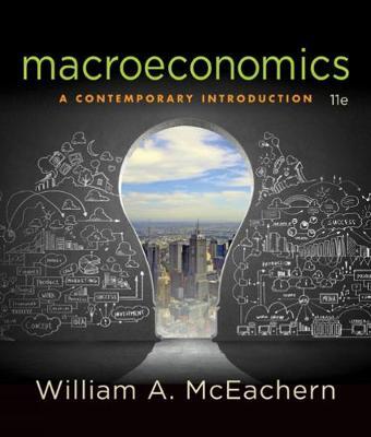 Macroeconomics : A Contemporary Introduction