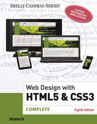 Web Design with HTML & CSS3 : Complete