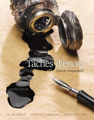 Taches d'encre : French Composition
