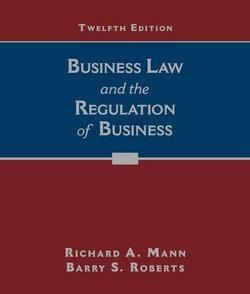 Business Law and the Regulation of Business, Loose-Leaf Version