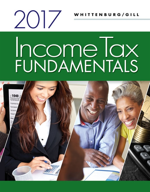 Income Tax Fundamentals 2017 (with H&R Block' Premium & Business Access Code for Tax Filing Year 2016), Loose-Leaf Version