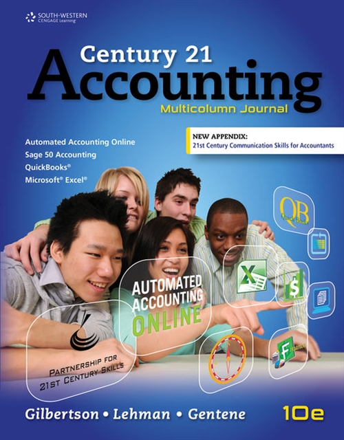 Century 21 Accounting : Multicolumn Journal, Copyright Update