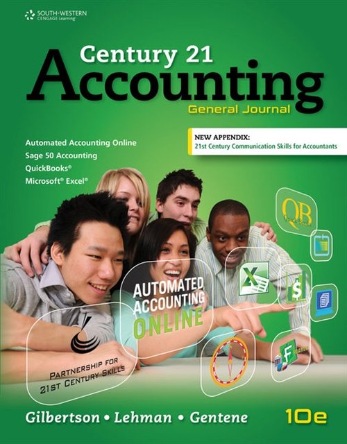 Century 21 Accounting : General Journal, Copyright Update