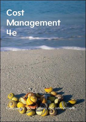Cost Management 4E