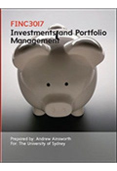 FINC3017 CUSTOM Investment & Portfolio Management