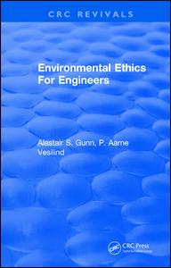 Environmental Ethics For Engineers