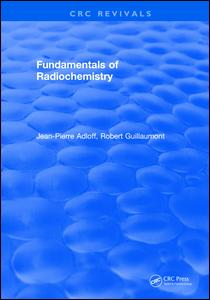 Fundamentals of Radiochemistry