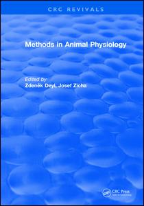 Methods In Animal Physiology
