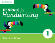 Penpals for Handwriting Year 1 Practice Book