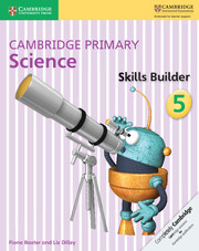 Cambridge Primary Science Skills Builder 5