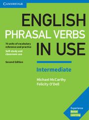 English Phrasal Verbs in Use Intermediate Book with Answers