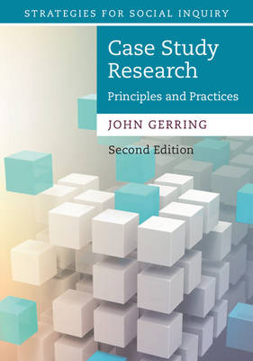 Case Study Research: Principles and Practices