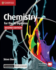 Chemistry for the IB Diploma Coursebook with Cambridge Elevate Enhanced Edition (2 Years)