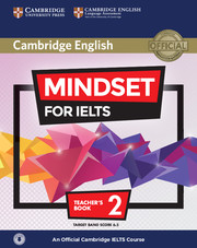 Mindset for IELTS Level 2 Teacher's Book with Class Audio