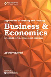 Approaches to Learning and Teaching Business and Economics