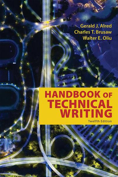 The Handbook of Technical Writing 12e