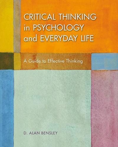Critical Thinking Psychology