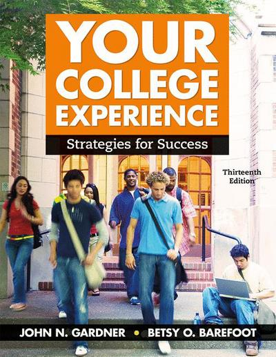 Your College Experience, 13e