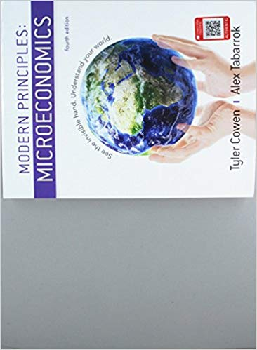 Modern Principles of Microeconomics 4e