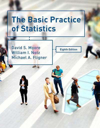 Basic Practice of Statistics 8e (IE)