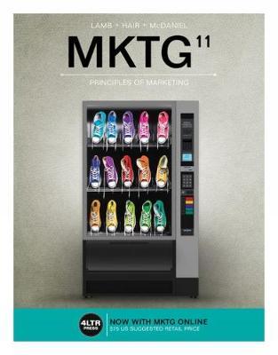 MKTG (with MKTG Online, 1 term (6 months) Printed Access Card)