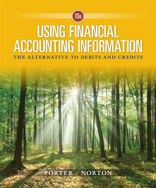Using Financial Accounting Information : The Alternative to Debits and Credits
