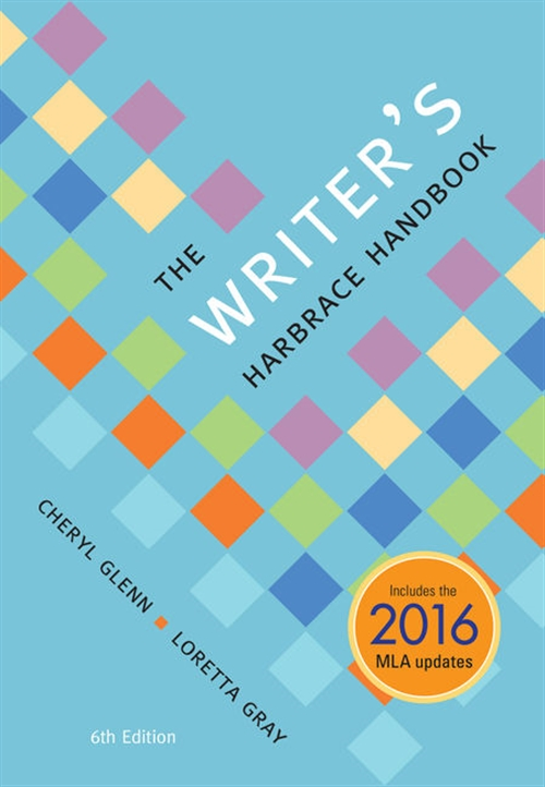 The Writer's Harbrace Handbook, 2016 MLA Update