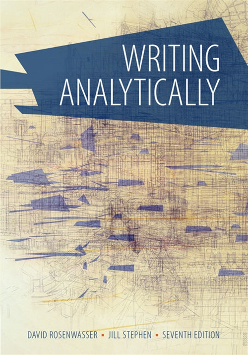 Writing Analytically (with 2016 MLA Update Card)