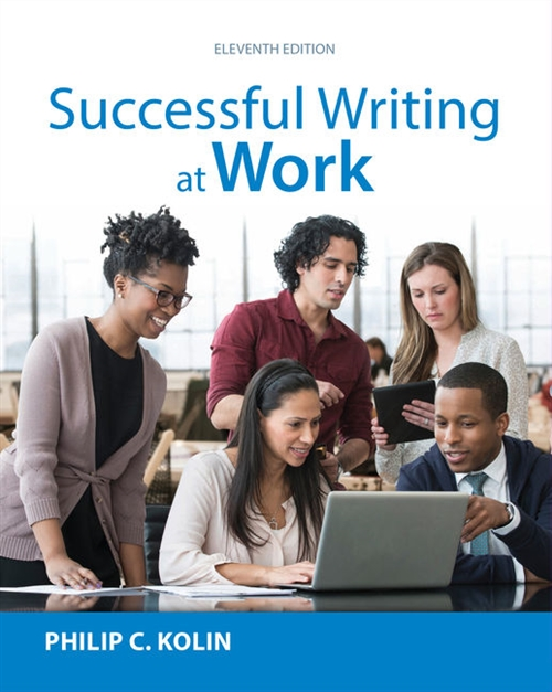 Successful Writing at Work (with 2016 MLA Update Card)