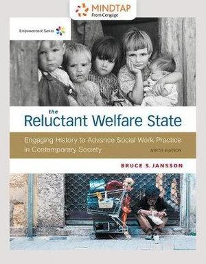 MindTap Social Work, 1 term (6 months) Printed Access Card for Jansson's Empowerment Series: The Reluctant Welfare State